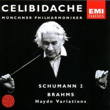 Schumann: Symphony No. 2 / Brahms: Haydn Variations