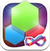 Hex FRVR - 六边形益智游戏 (iPhone / iPad)