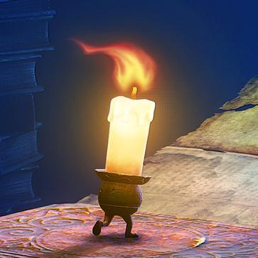 蜡烛人 Candleman