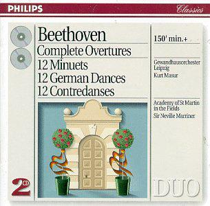 Beethoven: Complete Overtures