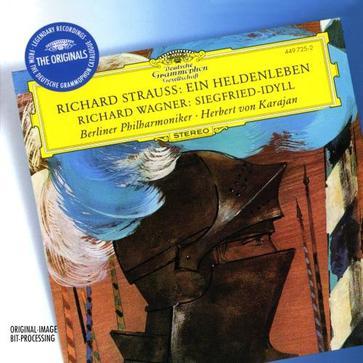 R.Strauss: Ein Heldenleben; Wagner :Siegfried-Idyll