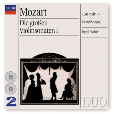Mozart: The Great Violin Sonatas, Vol. 1