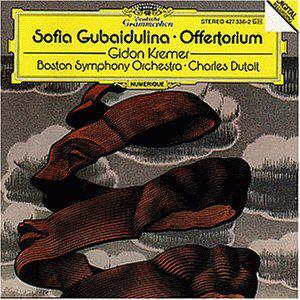 Sofia Gubaidulina - Offertorium / Hommage à T. S. Eliot