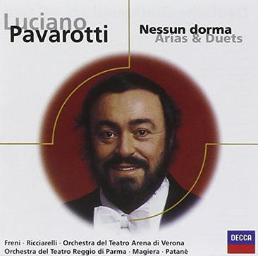 Luciano Pavarotti - Nessun dorma (Arias & Duets)