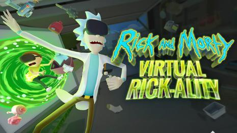 瑞克和莫蒂VR Rick and Morty: Virtual Rick-ality
