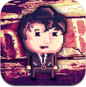 DISTRAINT: Pocket Pixel Horror (iPhone / iPad)