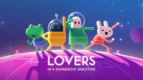 危险时空中的恋人 Lovers in a Dangerous Spacetime