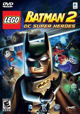 乐高蝙蝠侠2:DC超级英雄 LEGO Batman 2: DC Super Heroes