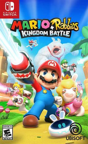 马里奥+疯兔:王国之战 Mario + Rabbids: Kingdom Battle