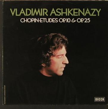 Chopin Etudes - Vladimir Ashkenazy
