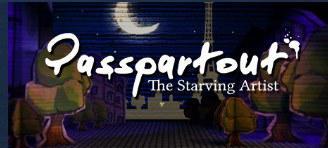 画店模拟器:饥饿派画家 Passpartout: The Starving Artist