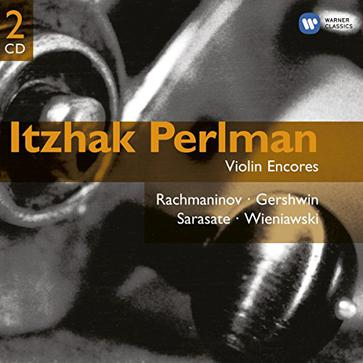 Itzhak Perlman: Violin Encores