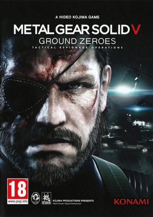 合金装备索利德5:原爆点 Metal Gear Solid V: Ground Zeroes