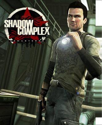 暗影帝国:重制版 Shadow Complex Remastered
