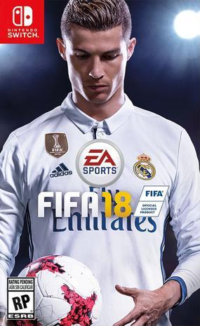 FIFA世界足球18 FIFA18