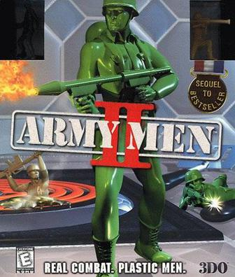 玩具兵大战2 Army Men II