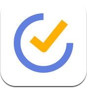 滴答清单 - 专注日程提醒的待办事项清单 (iPhone / iPad)
