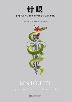 Book Cover: 针眼