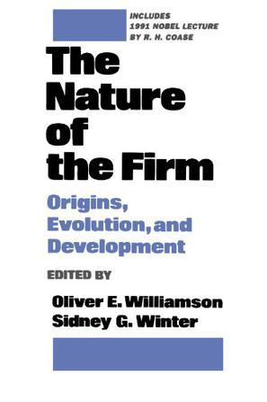 《The Nature of the Firm》txt,chm,pdf,epub,mobi電子書下載