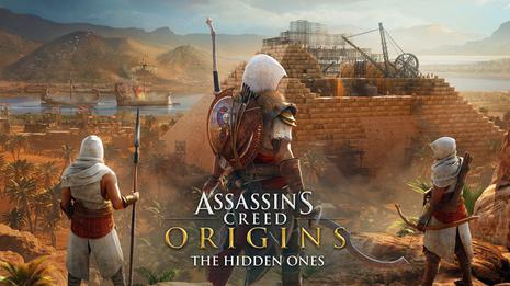 刺客信条:起源 DLC1-无形者 Assassin's Creed: Origins-The Hidden Ones