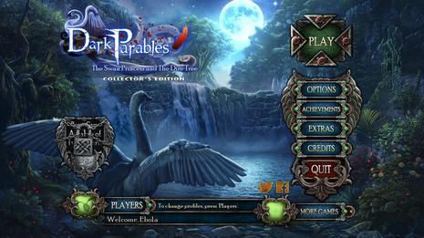 黑暗寓言11:天鹅公主与迪亚之树 Dark Parables 11: Swan Princess and the Dire Tree