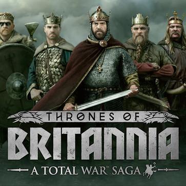 全面战争传奇:不列颠尼亚王座 Total War Saga: Thrones of Britannia