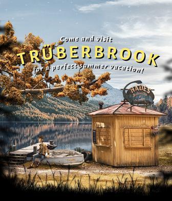 墨池镇 Trüberbrook