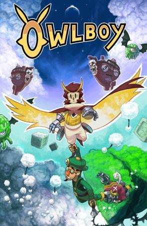 猫头鹰男孩 Owlboy
