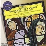 进口:布鲁克纳:3首弥撒曲(巴伐利亚广播合唱团)(447 409-2)