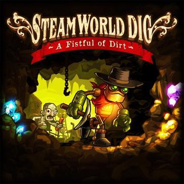 蒸汽世界挖掘 SteamWorld Dig