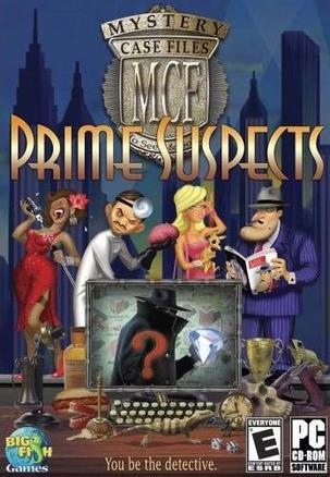 神秘视线2:主要疑犯 Mystery Case Files: Prime Suspects