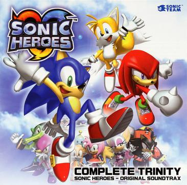 Sonic Heroes - Official Soundtrack