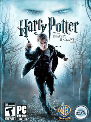 哈利波特与死亡圣器-上 Harry Potter and the Deathly Hallows: Part 1