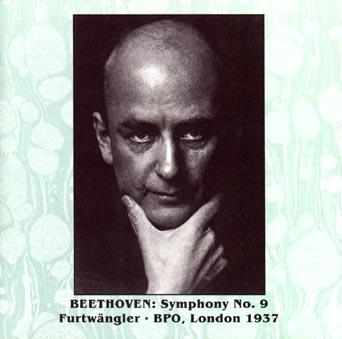 Beethoven Symphony No. 9 (Queen's Hall, 1 May 1937)
