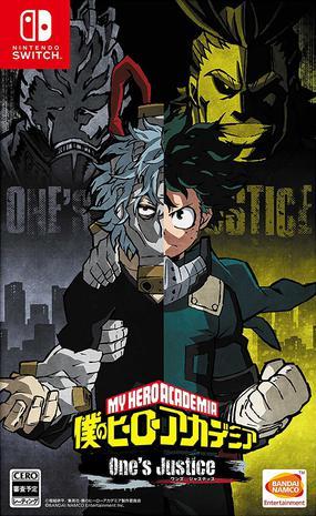 我的英雄学院:唯我正义 僕のヒーローアカデミア One's Justice