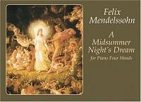 A Midsummer Night's Dream for Piano Four Hands