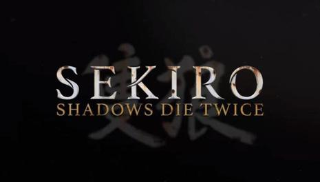 只狼:影逝二度 SEKIRO:SHADOWS DIE TWICE