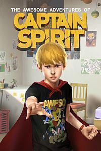 超能队长的奇异冒险 The Awesome Adventures of Captain Spirit
