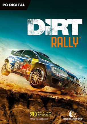 尘埃:拉力赛 DiRT Rally
