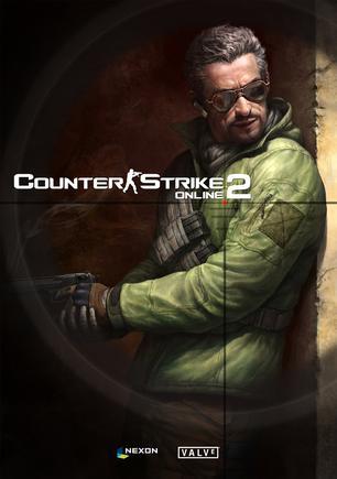 反恐精英OL2 Counter-Strike Online 2