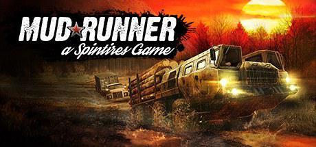旋转轮胎:泥泞奔驰 Spintires: MudRunner