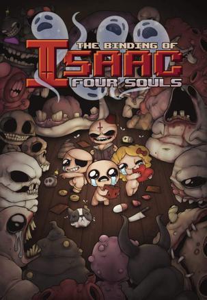 以撒的燔祭:四魂 The Binding of Isaac: Four Souls