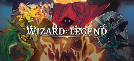 传说法师 Wizard of Legend