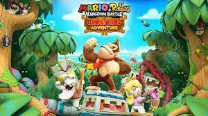 马力欧+疯狂兔子:王国之战 - 森喜刚大冒险 Mario + Rabbids: Kingdom Battle - Donkey Kong Adventure
