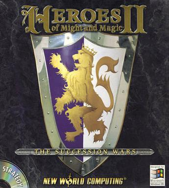 魔法门之英雄无敌2:延续的战争 Heroes of Might and Magic II: The Succession Wars