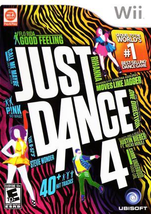 舞力全开4 Just Dance 4