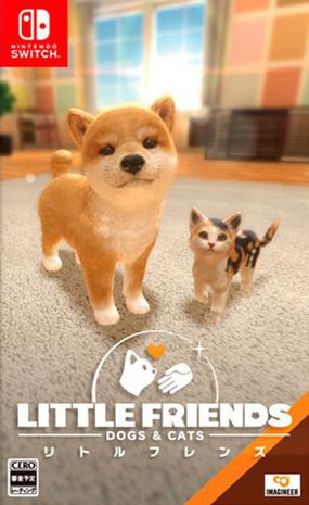 小小伙伴 狗与猫 Little Friends -Dogs & Cats-