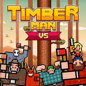 疯狂伐木工VS Timberman VS