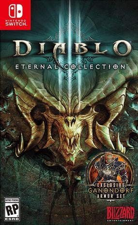暗黑破坏神3:永恒之战版 Diablo III:Eternal Collection