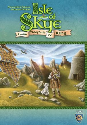 斯凯岛 Isle of Skye: From Chieftain to King